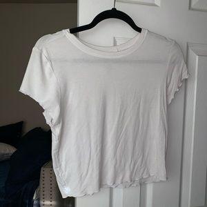 ME TO WE White T-Shirt